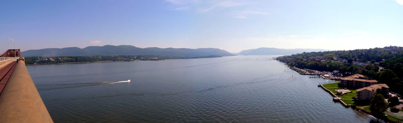 Hudson River at Newburgh