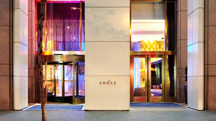 Andaz Wall Street