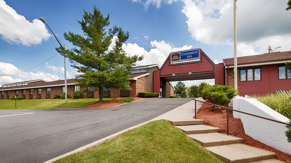 Best Western University Inn - Ithaca